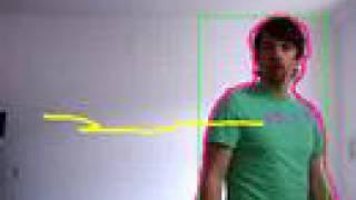 getlinkyoutube.com-Markerless Human Tracking