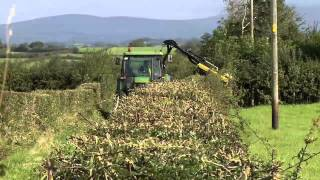 Blaney Agri Close-Cut Hedge Cutter Arm