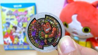 getlinkyoutube.com-妖怪ウォッチ ブリー隊長うたメダル音声確認♪  Yo-kai Watch