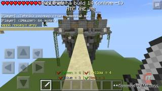 getlinkyoutube.com-Bed Wars Minecraft PE Он вышел!!!