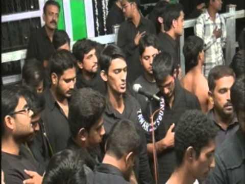Hyderabad Azadari 2 Rabiul Awwal @ BiBi Ka Alawa  1435 Hijri  Majlis-E-Wida-E-Aiyyam-E-Aza 2014