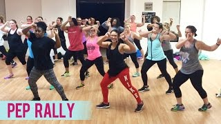 getlinkyoutube.com-Missy Elliott - Pep Rally (Dance Fitness with Jessica)