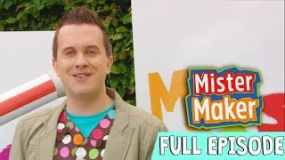 Woolly Pooch Make! | Episode 12 | FULL EPISODE | Mister Maker: Comes To Town