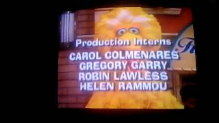 getlinkyoutube.com-Closing To Sesame Street Do The Alphabet 1996 VHS (CTW Version)