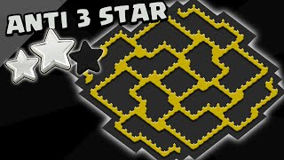 getlinkyoutube.com-Clash of Clans | Town Hall 8 War Base Anti 3 star, Anti Air, Anti Gowipe | TH8 TH 8