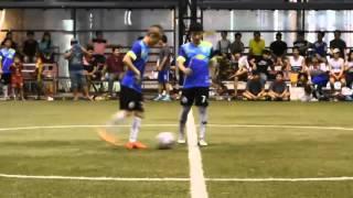 ไฮไลท์ - Final Match Hmong BKK Cup 2016, Blue shirts 3-0 gray shirts