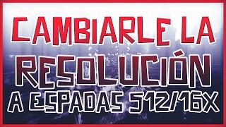 getlinkyoutube.com-TUTORIAL: COMO HACER UNA ESPADA, CAMBIAR LA RESOLUCIÓN, MINIATURAS Y MAS!