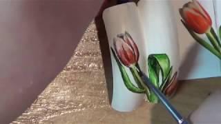 getlinkyoutube.com-тюльпан