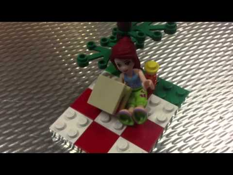 Lego friends picnick (free on BR Toys in Norway)