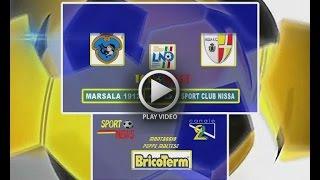 Marsala1912 -   SPORT CLUB  NISSA  0 - 0