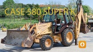getlinkyoutube.com-CASE 580 SUPER K backhoe