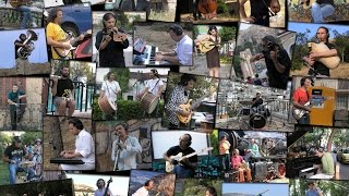 EROTOKRITOS-77 Artists Sing One Marvelous Song-Poem