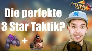 getlinkyoutube.com-CLASH OF CLANS: Perfekte 3 Star Taktik?!? ✭ Let's Play Clash of Clans [Deutsch/German HD]