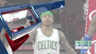 getlinkyoutube.com-Top 5 NBA Plays: January 24th
