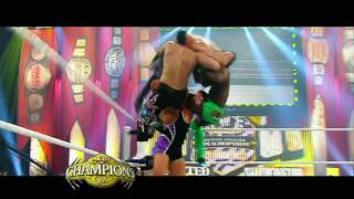 DVD Preview: Best Pay-Per-View Matches of 2009-2010 -