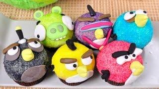 getlinkyoutube.com-แองกี้เบิร์ดคัพเค้ก Angry Bird Cupcake