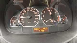 getlinkyoutube.com-BMW E46 330i acceleration 50-200 km/h