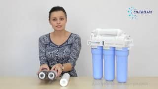 getlinkyoutube.com-Обзор фильтров обратного осмоса Наша Вода Absolute 6 50 М и ЭКО Плюс RO 6