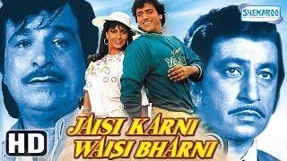 Jaisi-Karni-Waisi-Bharni-HD-Eng-Subs-Govinda-Kimi-Katkar-Kader-Khan-Hit-Bollywood-Movie width=