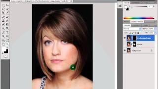 getlinkyoutube.com-Surface Blur Skin Softening