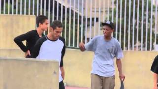 getlinkyoutube.com-Luan Oliveira welcomes Paul Rodriguez and Nike Skateboarding to Brazil.