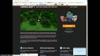 getlinkyoutube.com-How To Download Minecraft1.5.2 and 1.6