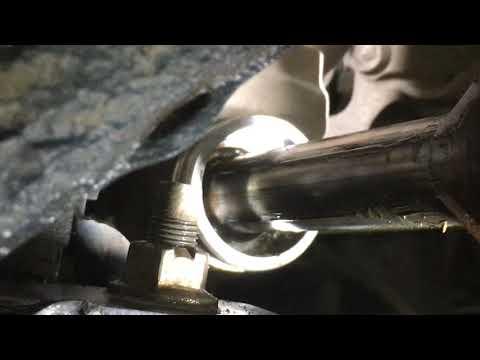 Определение люфта рулевой рейки