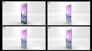 samsung galaxy note 4 black, white, pink, gold compare