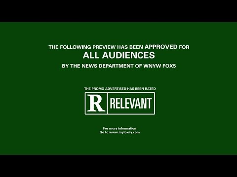 Rated R for Relevant
