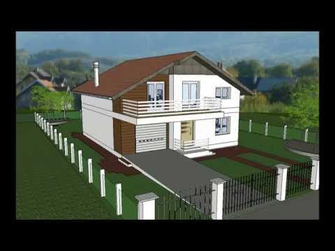 MODEL E-2 by ALIQUANTUM DOO,  kuce, projekt, projekt, house plans, house designs