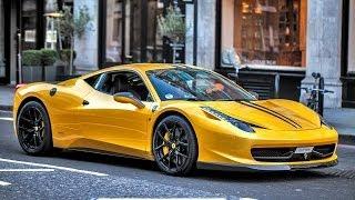 getlinkyoutube.com-AMAZING Novitec Rosso F1: Ferrari 458 EPIC SOUNDS