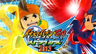 getlinkyoutube.com-God Hand ・V ・X ・W - All Versions - Inazuma Eleven GO Strikers 2013