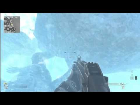 MW3 Glitches - NEW  SOLO GLITCH UNDER MAP OASIS