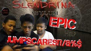 getlinkyoutube.com-EPIC JUMPSCARES!?/&%$ - SLENDRINA : ASYLUM #2