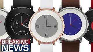 getlinkyoutube.com-Pebble Time Round, todo lo que debes saber en español