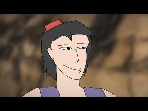 Aladdin in a nutshell