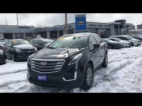 2017 Cadillac XT5 Luxury All Wheel Drive