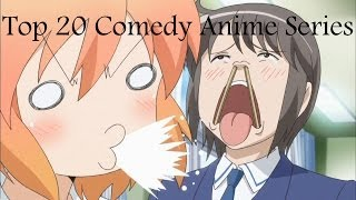 getlinkyoutube.com-Top 20 Comedy Anime Series