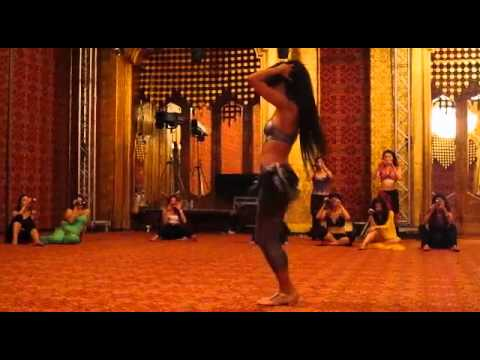 2010 Ahlan Wa Sahlan,Master class, Munique dance Belly Dance