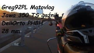 getlinkyoutube.com-Jawa 350 TS DellOrto PHBH 28 mm