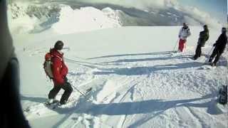 getlinkyoutube.com-One day with Whistler Heli-Skiing