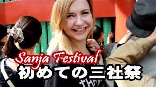 HUGE Festival in Asakusa Japan!!