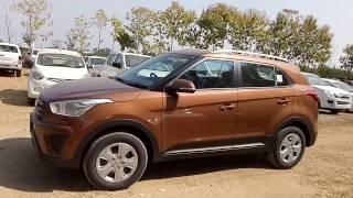 getlinkyoutube.com-hyundai creta   1.6 e plus   petrol   VTVT ####   COLOURS  review,