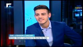 getlinkyoutube.com-Linda Tamim interviews X Factor Australia Finalist Omar Dean