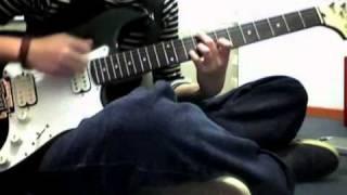 stigmatized - the calling (guitar 'cover')