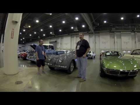 #Motorama LIVE @ Mecum Jaguar XK120