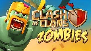 getlinkyoutube.com-CLASH OF CLANS ZOMBIES (Call of Duty Mod)