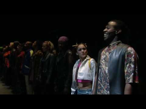 seasons of love- rent filmed live on broadway