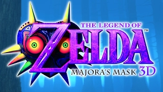 getlinkyoutube.com-Majora's Mask (3D) - 3D Zelda Retrospective