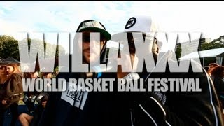 Willaxxx Au Nike World Basket Ball Festival